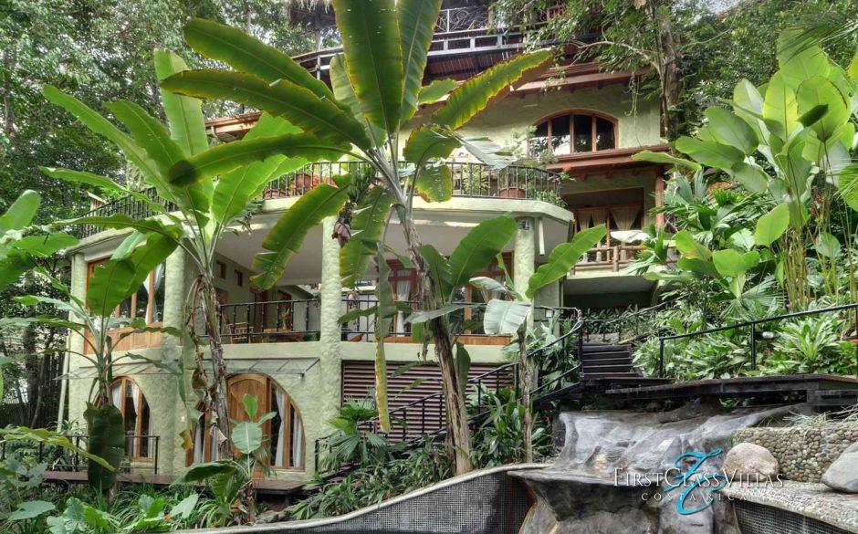 Villa brisas costa rica villa rentals costa rica vacations for Rent a villa in costa rica
