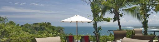 Costa Rica Luxury Rental Villa Paraiso Outdoor Dining 4