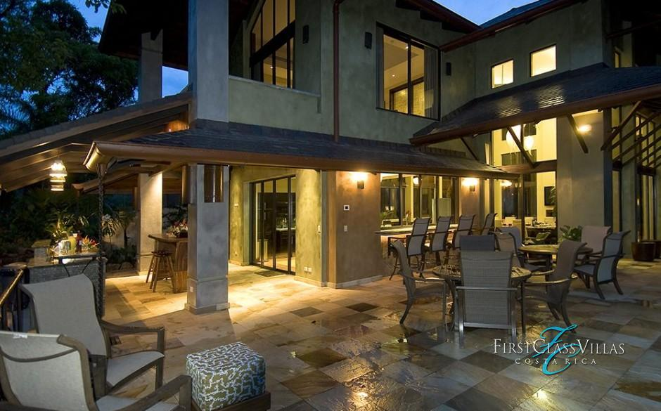 Villa paraiso costa rica vacation rentals for Luxury rentals in costa rica