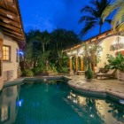Costa-Rica-Luxury-Villa-Encantada-Pool-Courtyard-1