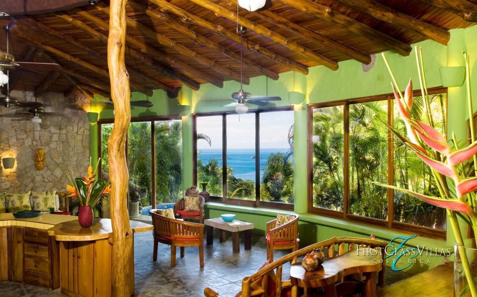 Villa brisas costa rica villa rentals costa rica vacations for Costa rica luxury villa
