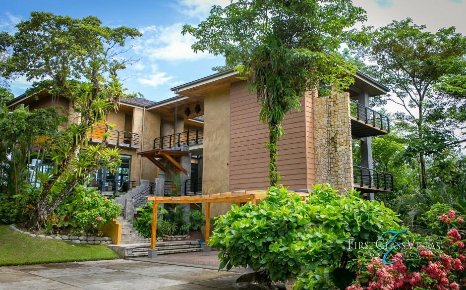 Costa Rica Villa Feliz-4 bedroom villa-exterior 16