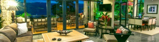 Costa Rica Villa Feliz-4 bedroom villa-living room 10