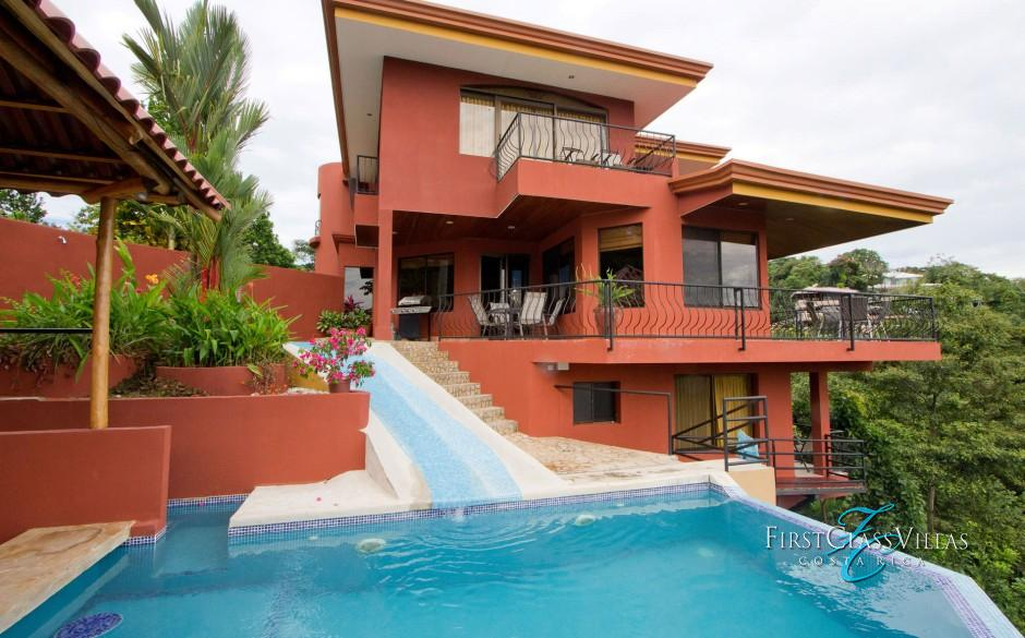 Villa mirador costa rica villa rentals costa rica vacations for Costa rica vacation house rentals