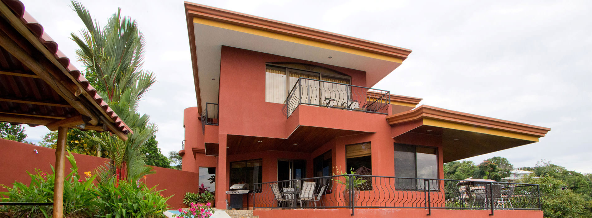 Villa mirador costa rica villa rentals costa rica vacations for Costa rican villas for rent