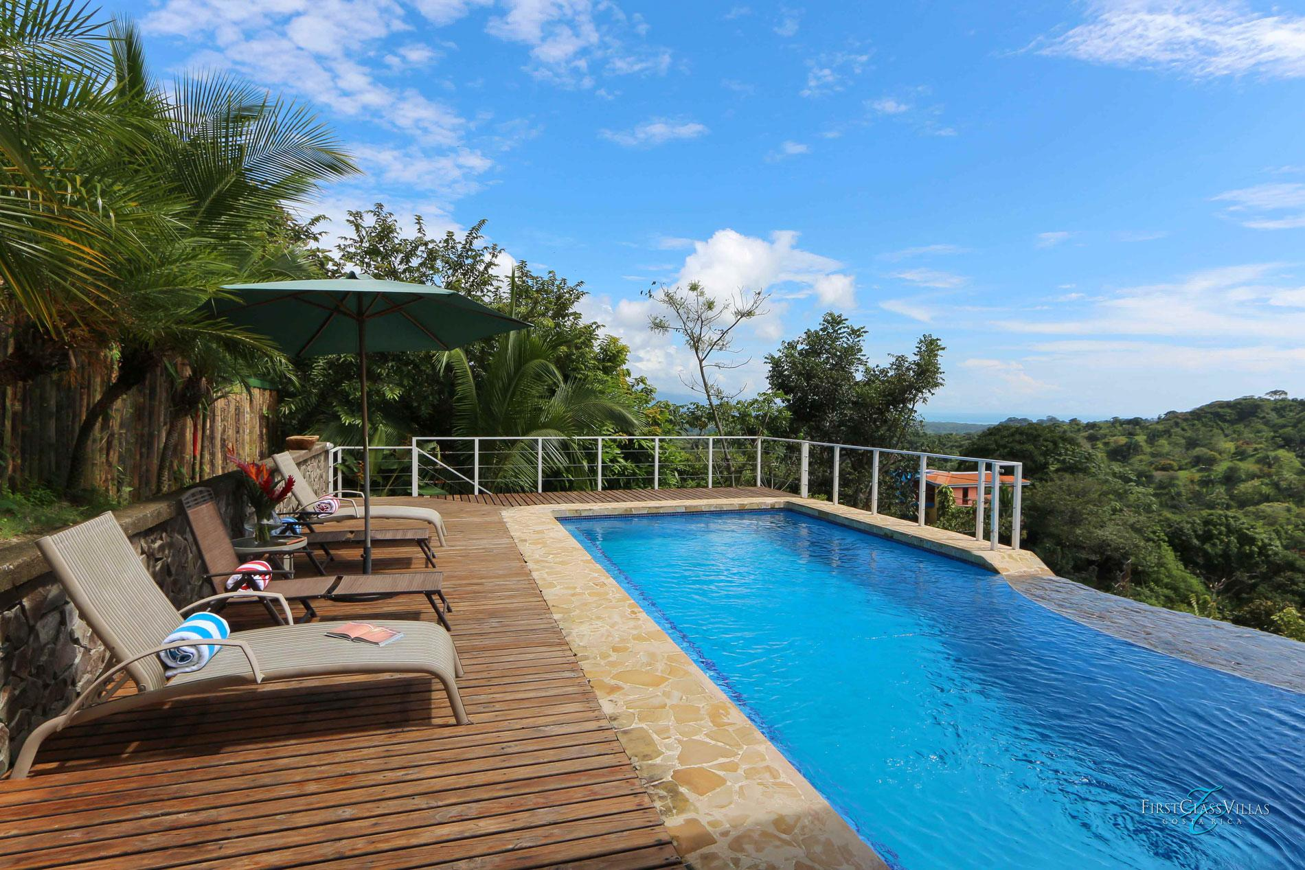 Villa papillon costa rica villa rentals costa rica vacations for Luxury rentals in costa rica
