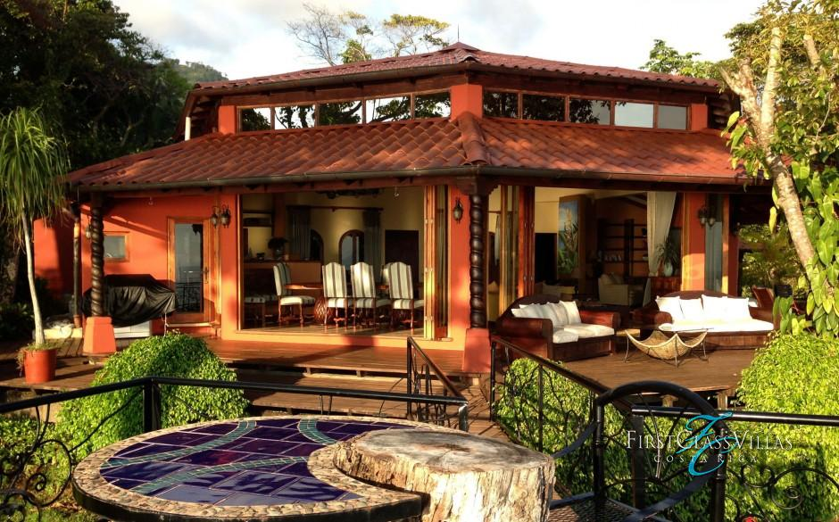 Villa puertecito costa rica villa rentals costa rica for Vacation homes for rent in costa rica