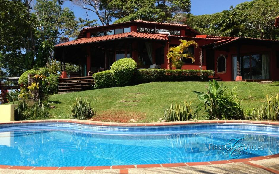 Villa puertecito costa rica villa rentals costa rica for Luxury vacation costa rica