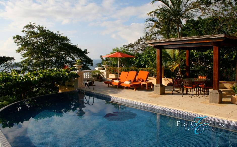 Villa vigia costa rica villa rentals costa rica vacations for Luxury villa costa rica