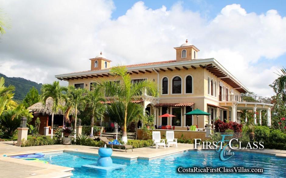 Villa la cresta costa rica villa rentals costa rica for Costa rica vacations rentals