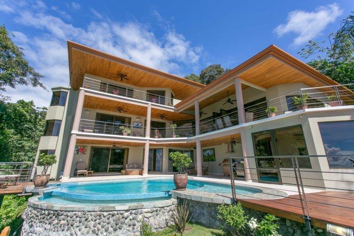 Villa angel costa rica villa rentals costa rica vacations for Rent a villa in costa rica