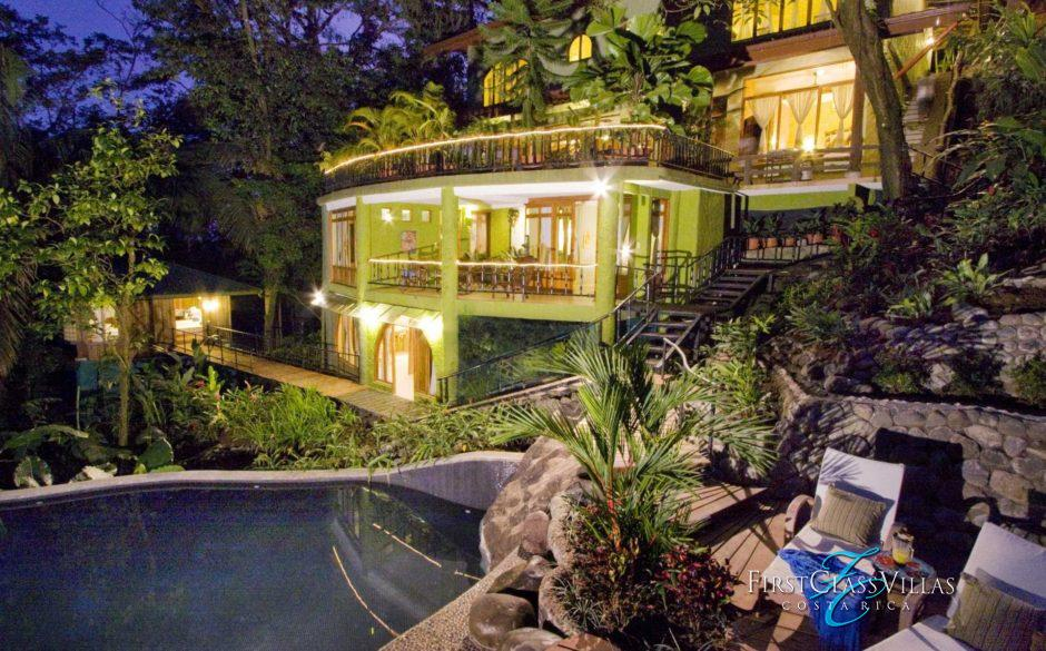 Villa brisas costa rica villa rentals costa rica vacations for Luxury rentals in costa rica