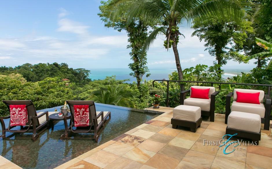 Villa Paraiso chill out 2