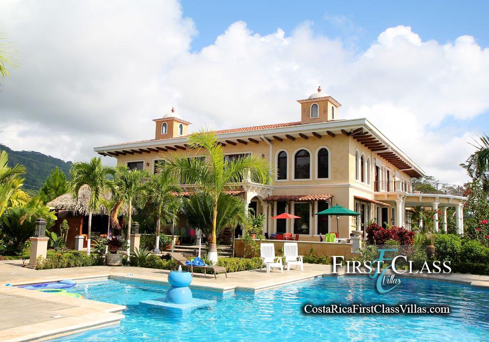 Villa la cresta costa rica villa rentals costa rica for Villa rentals in costa rica