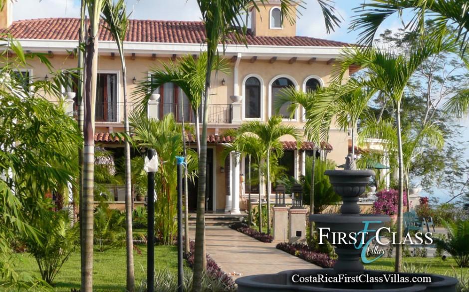 Costa Rica Villas With Chef