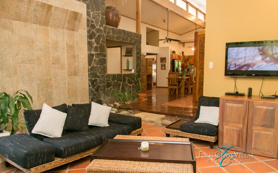 Villa Colibri Rest Zone