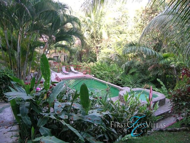 Villa Amarilla Pool