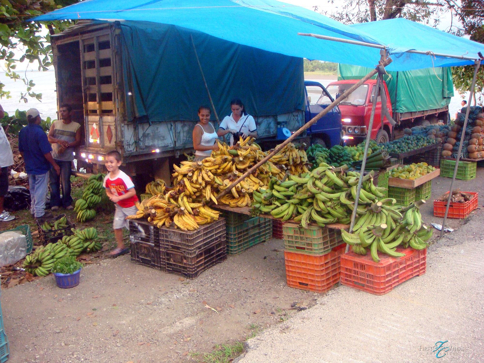 Market Quepos