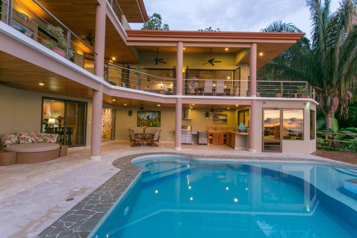 villa-angel-pool