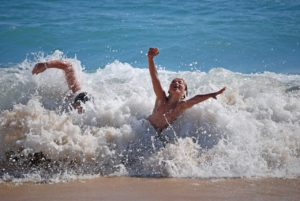 Kids-loving-beach